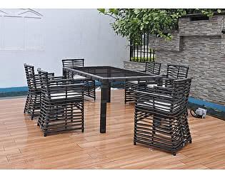 Купить  комплект садовой мебели Kvimol КМ0034