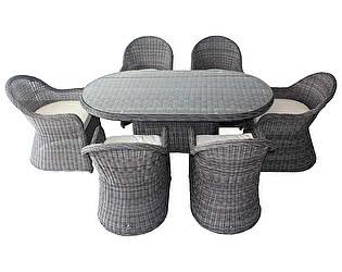 Купить  комплект садовой мебели Kvimol КМ-0202