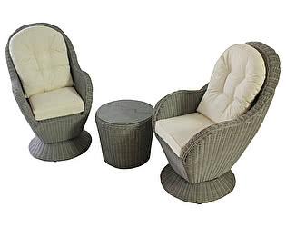 Купить  комплект садовой мебели Kvimol КМ-0207