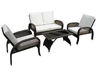 Купить  комплект садовой мебели Kvimol КМ-0388