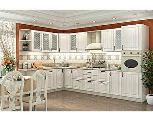 Кухонный гарнитур СтолЛайн Николь 2100х3460 Кантри