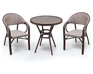 Комплект садовой мебели Афина-мебель А1007-D2003