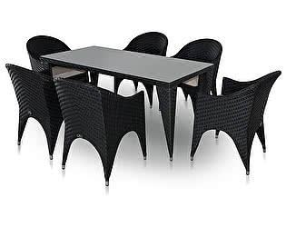 Купить  комплект садовой мебели Kvimol KM-0316