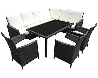 Купить  комплект садовой мебели Kvimol KM-1313