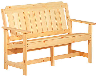 Купить скамейку Timberica Скамейка Ярви