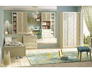 Комплект детской мебели СтолЛайн Дженни К2
