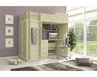 Комплект детской мебели СтолЛайн Дженни К3