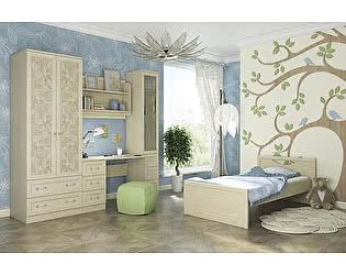Комплект детской мебели СтолЛайн Дженни К4