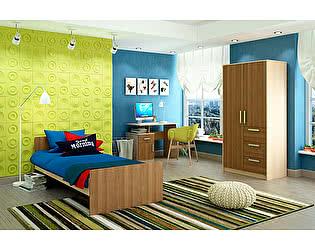 Комплект детской мебели СтолЛайн Мика К3