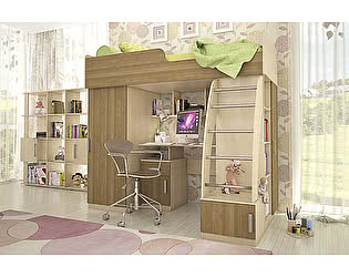 Комплект детской мебели СтолЛайн Мика К4