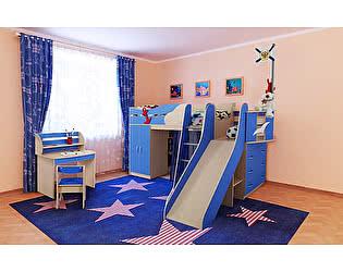 Комплект детской мебели Мебельсон Адмирал К1