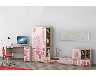 Комплект детской мебели ВасКо Юна Д К2