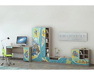 Комплект детской мебели ВасКо Юна Д К3