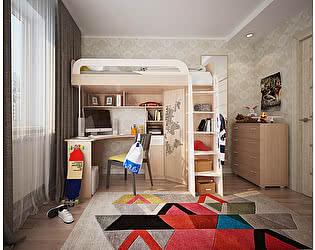 Комплект детской мебели Мебельсон Мультиплекс