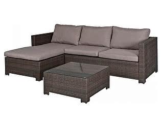 Комплект плетеной мебели Афина-мебель AFM-4025B