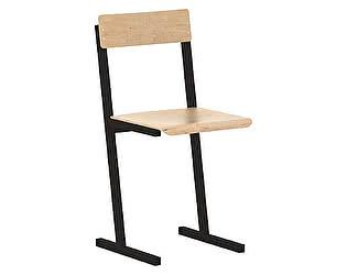 Купить стул Витал ученический нерегулируемый на прямоугольной трубе