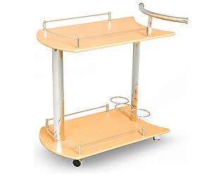Сервировочный столик Red and Black SC-5066-WD