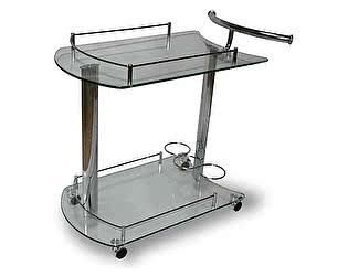 Сервировочный столик Red and Black SC-5066