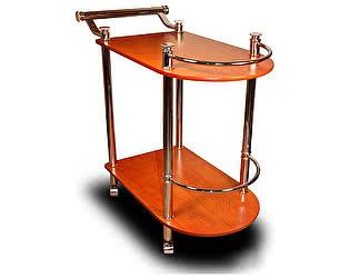 Сервировочный столик Red and Black 5038-WD