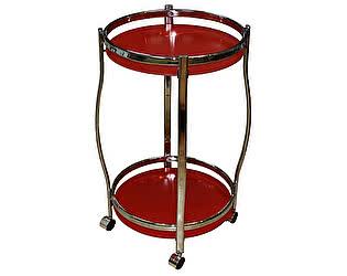 Сервировочный столик Red and Black 1129 GC
