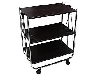 Сервировочный столик Red and Black 46-002 (Орех)