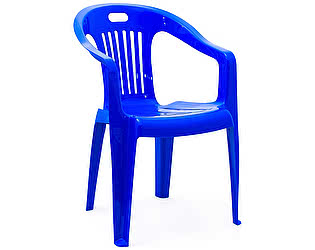 Пластиковый стул Стандарт Пластик Кресло №5 Комфорт-1 (540x535x780мм)