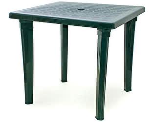 Пластиковый стол ЭЛП квадратный