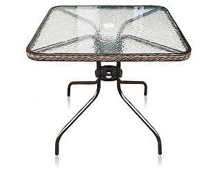 Плетеный стол Афина-мебель TLH-073