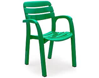 Купить стул Стандарт Пластик Кресло №3 Далгория (600х440х830мм)