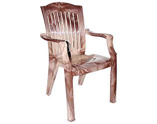 Пластиковый стул Стандарт Пластик Кресло №7 Премиум-1 (560х450х900 мм) Лессир