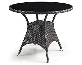 Плетеный стол Афина-мебель T-190А-1