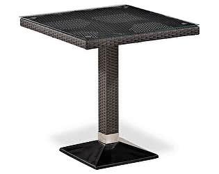 Плетеный стол Афина-мебель T505SWТ-W2390