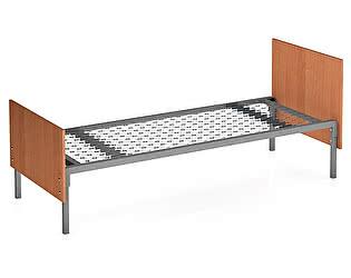 Купить кровать Метмебель КМ5-8