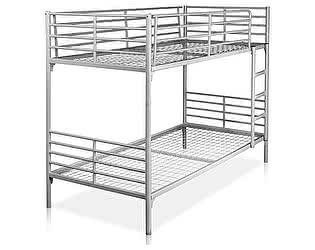Металлическая кровать Метмебель ЛИРА