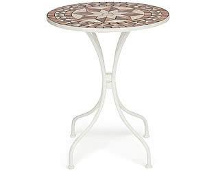 Садовый стол Tetchair ROMEO (плитка звезда)