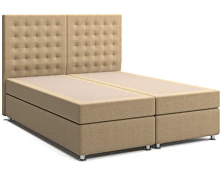 Кровать СтолЛайн Парадиз 1 (матрасы Боннель, 2 шт.)