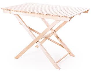 Садовый стол СМКА большой складной СМ004Б