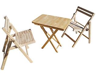 Купить  комплект садовой мебели СМКА СМ011Б + СМ046Б