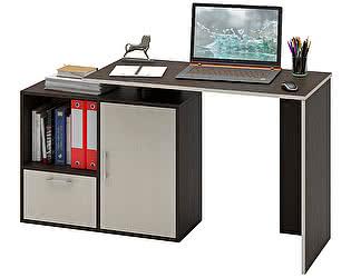 Компьютерный стол МФ Мастер Слим-3 прямой/угловой