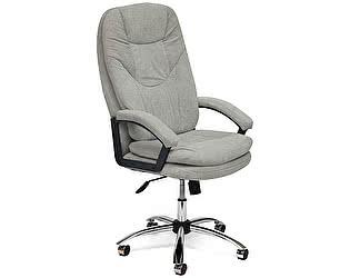 Компьютерный стул Tetchair Softy хром