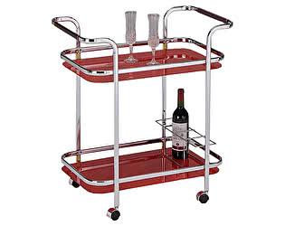 Сервировочный столик Red and Black SC-5096