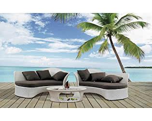 Купить  комплект садовой мебели Rotang Lux Комплект Адмонт