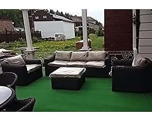 Купить  комплект садовой мебели Rotang Lux Комплект Малага 1