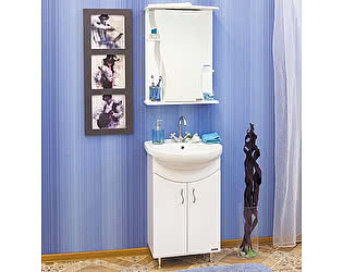 Купить готовую ванную комнату Sanflor Илона 55