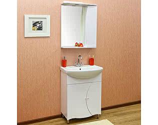 Купить готовую ванную комнату Sanflor Муза 65 белая