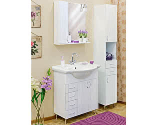 Купить готовую ванную комнату Sanflor Николь 75