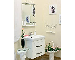 Купить готовую ванную комнату Sanflor Одри 70 подвесная