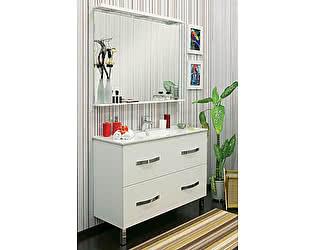 Мебель для ванной Sanflor Рио 100/2 на ножках