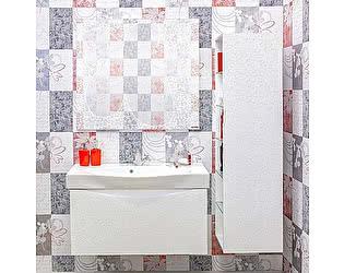 Купить готовую ванную комнату Sanflor Санфлор 100 белая