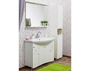 Купить готовую ванную комнату Sanflor Софи 100